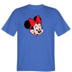 Мужская футболка Минни Маус - FatLine