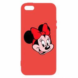 Чехол для iPhone5/5S/SE Минни Маус