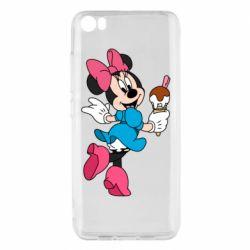Чехол для Xiaomi Mi5/Mi5 Pro Minnie Mouse and Ice Cream