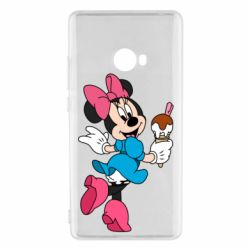 Чехол для Xiaomi Mi Note 2 Minnie Mouse and Ice Cream