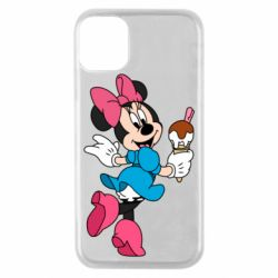 Чохол для iPhone 11 Pro Minnie Mouse and Ice Cream