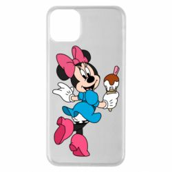 Чохол для iPhone 11 Pro Max Minnie Mouse and Ice Cream