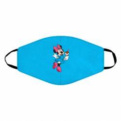 Маска для лица Minnie Mouse and Ice Cream