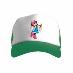 Детская кепка-тракер Minnie Mouse and Ice Cream