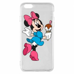 Чохол для iPhone 6 Plus/6S Plus Minnie Mouse and Ice Cream