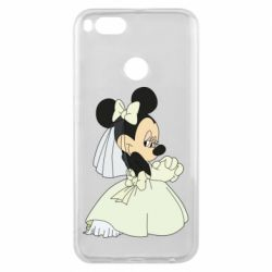 Чехол для Xiaomi Mi A1 Minnie Mouse Bride