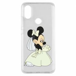 Чехол для Xiaomi Mi A2 Minnie Mouse Bride