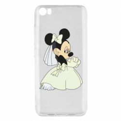 Чехол для Xiaomi Mi5/Mi5 Pro Minnie Mouse Bride