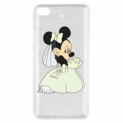 Чехол для Xiaomi Mi 5s Minnie Mouse Bride