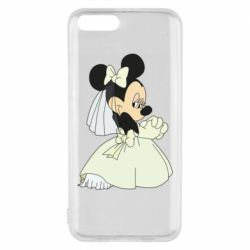 Чехол для Xiaomi Mi6 Minnie Mouse Bride