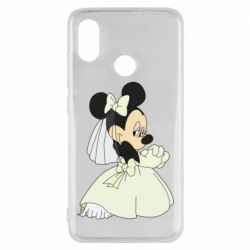 Чехол для Xiaomi Mi8 Minnie Mouse Bride
