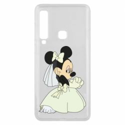 Чехол для Samsung A9 2018 Minnie Mouse Bride