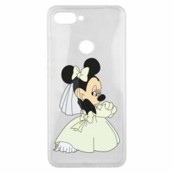 Чехол для Xiaomi Mi8 Lite Minnie Mouse Bride
