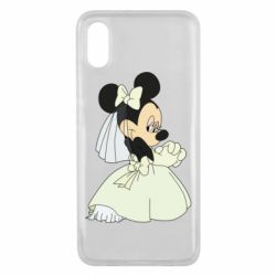 Чехол для Xiaomi Mi8 Pro Minnie Mouse Bride