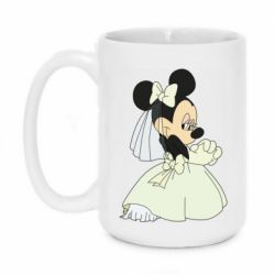 Кружка 420ml Minnie Mouse Bride
