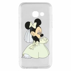 Чехол для Samsung A3 2017 Minnie Mouse Bride