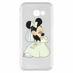 Чехол для Samsung A5 2017 Minnie Mouse Bride