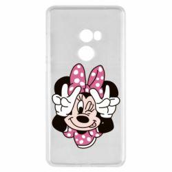 Чехол для Xiaomi Mi Mix 2 Minnie Mouse