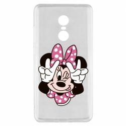 Чехол для Xiaomi Redmi Note 4x Minnie Mouse