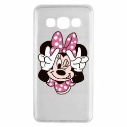 Чохол для Samsung A3 2015 Minnie Mouse