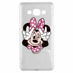 Чохол для Samsung A5 2015 Minnie Mouse