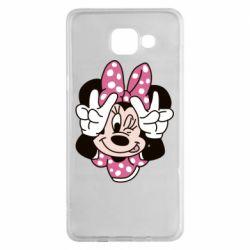Чохол для Samsung A5 2016 Minnie Mouse