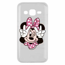 Чохол для Samsung J2 2015 Minnie Mouse