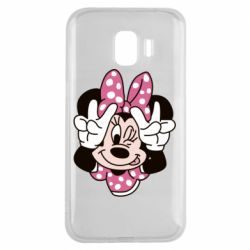 Чохол для Samsung J2 2018 Minnie Mouse