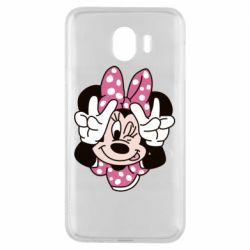 Чохол для Samsung J4 Minnie Mouse