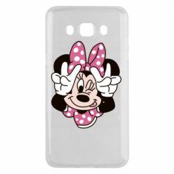 Чохол для Samsung J5 2016 Minnie Mouse