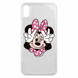 Чохол для iPhone Xs Max Minnie Mouse