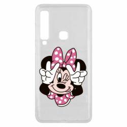 Чохол для Samsung A9 2018 Minnie Mouse