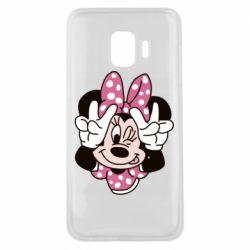 Чохол для Samsung J2 Core Minnie Mouse