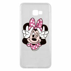 Чохол для Samsung J4 Plus 2018 Minnie Mouse