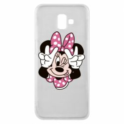 Чохол для Samsung J6 Plus 2018 Minnie Mouse