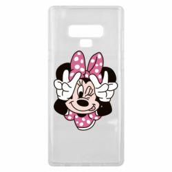 Чохол для Samsung Note 9 Minnie Mouse