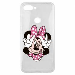 Чехол для Xiaomi Mi8 Lite Minnie Mouse