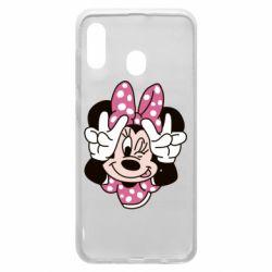 Чохол для Samsung A20 Minnie Mouse