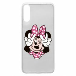Чохол для Samsung A70 Minnie Mouse
