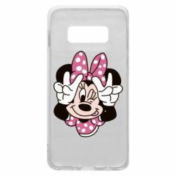 Чохол для Samsung S10e Minnie Mouse