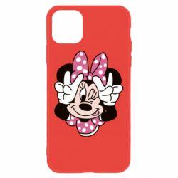 Чохол для iPhone 11 Minnie Mouse
