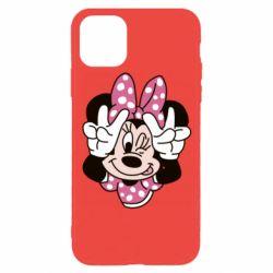 Чохол для iPhone 11 Pro Minnie Mouse