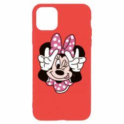 Чохол для iPhone 11 Pro Max Minnie Mouse