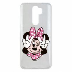 Чехол для Xiaomi Redmi Note 8 Pro Minnie Mouse