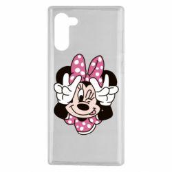 Чохол для Samsung Note 10 Minnie Mouse
