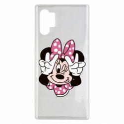 Чохол для Samsung Note 10 Plus Minnie Mouse