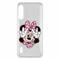 Чохол для Xiaomi Mi A3 Minnie Mouse