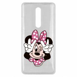 Чехол для Xiaomi Mi9T Minnie Mouse