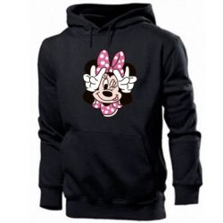 Чоловіча толстовка Minnie Mouse
