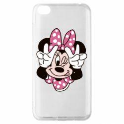 Чехол для Xiaomi Redmi Go Minnie Mouse